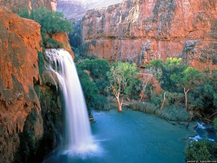 Водопад Анхель фото - Водопады картинки - Фото мир природы