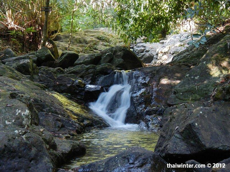 Водопады Ко Чанга - Klong Jao Leuam | Зима в Таиланде