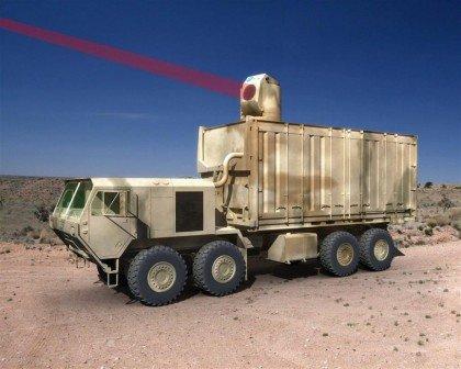Военные лазерные системы