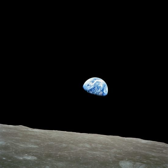 Восход Земли (Earthrise)