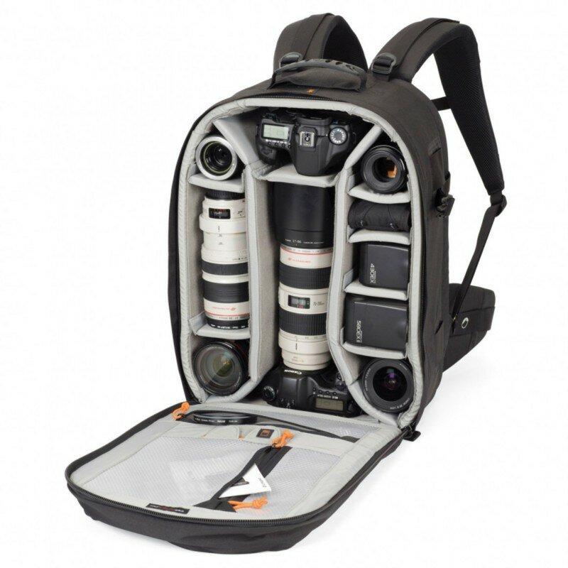 Выбор оборудования для фотографа. Что должно быть в рюкзаке.