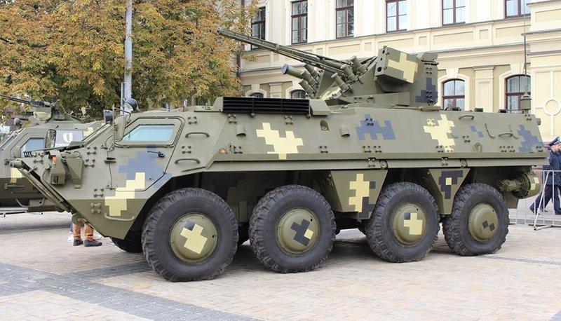 Выставка украинской военной техники «Сила Непокоренных» (ФОТО) | MILITARY NAVIGATOR
