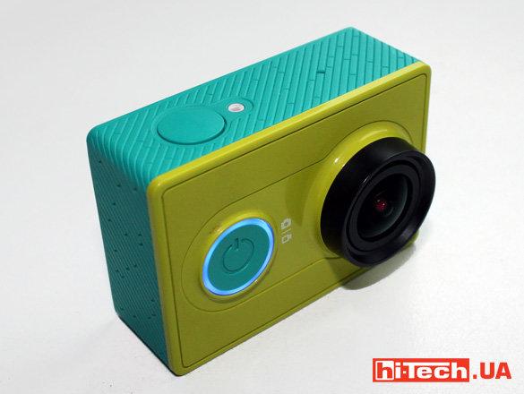 Xiaomi Yi — обзор экшн-камеры