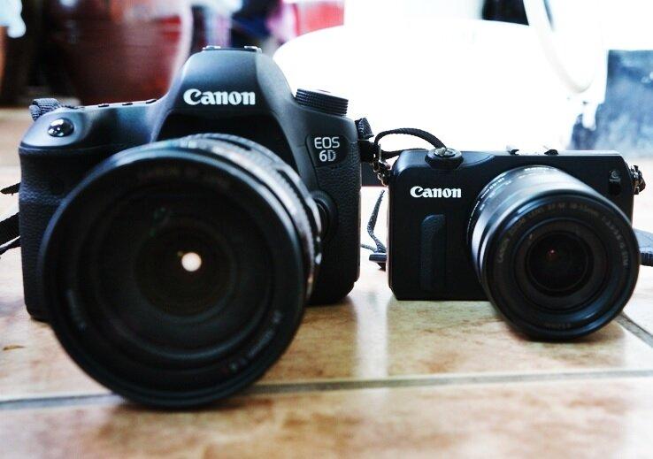 За и против: зеркальный или беззеркальный фотоаппарат?