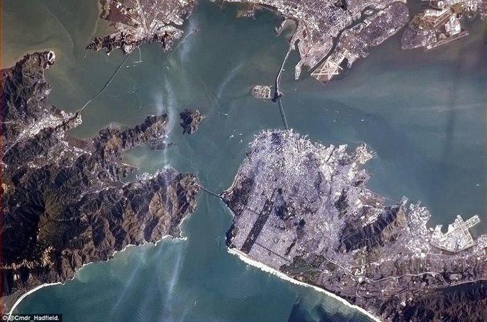 Земля - вид из космоса (28 фото) - Планетология Фотогалерея