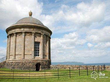 храм массенден в северной ирландии