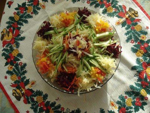салат шахерезада рецепт с фото
