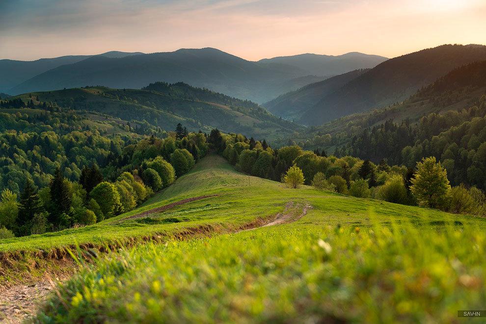 красивая природа украины фото