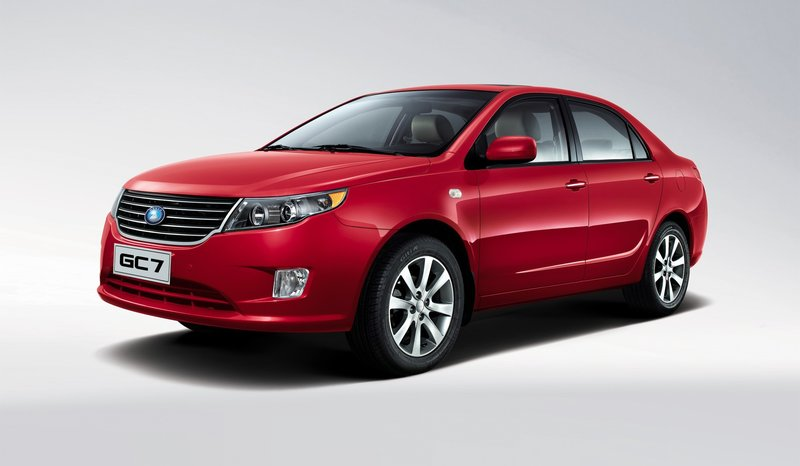 Geely GC7 Vision