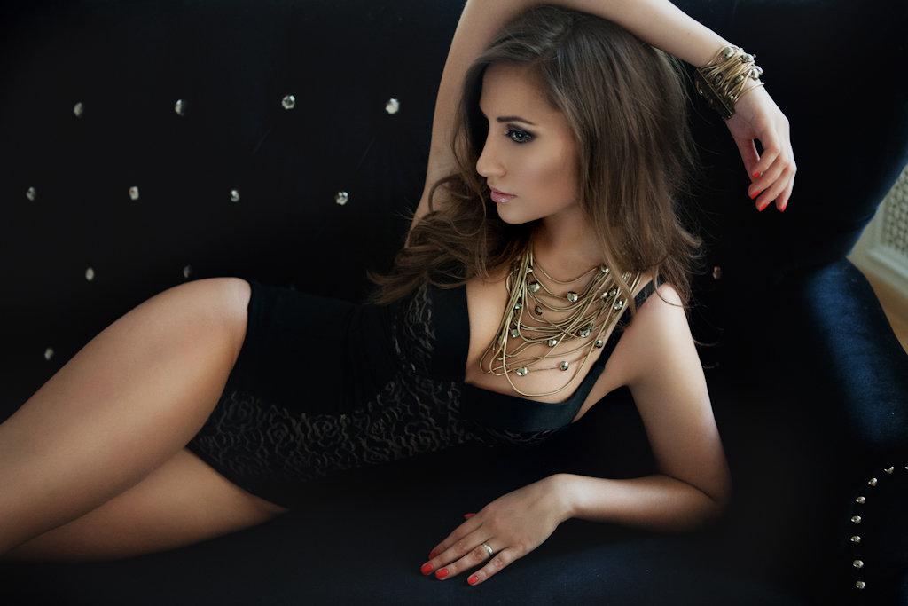 Ню фотографии красивая женщина — 5