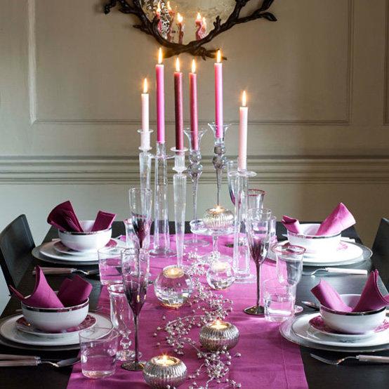 25 идей украшения новогоднего стола