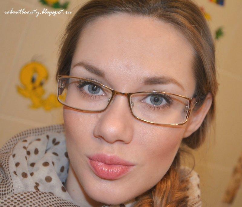 About Beauty by MaRi_Na_I: Образ - осенний нюд: краткий обзор любимых средств и  быстрый макияж