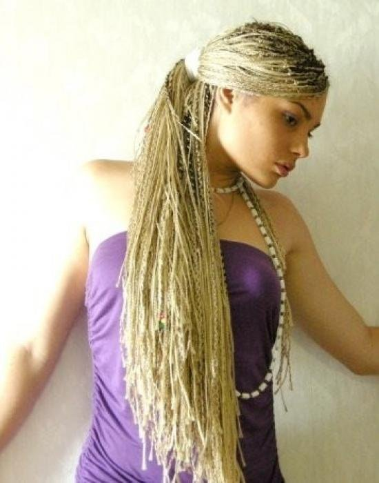 Африканские косички: фото до и после, а также видео плетения