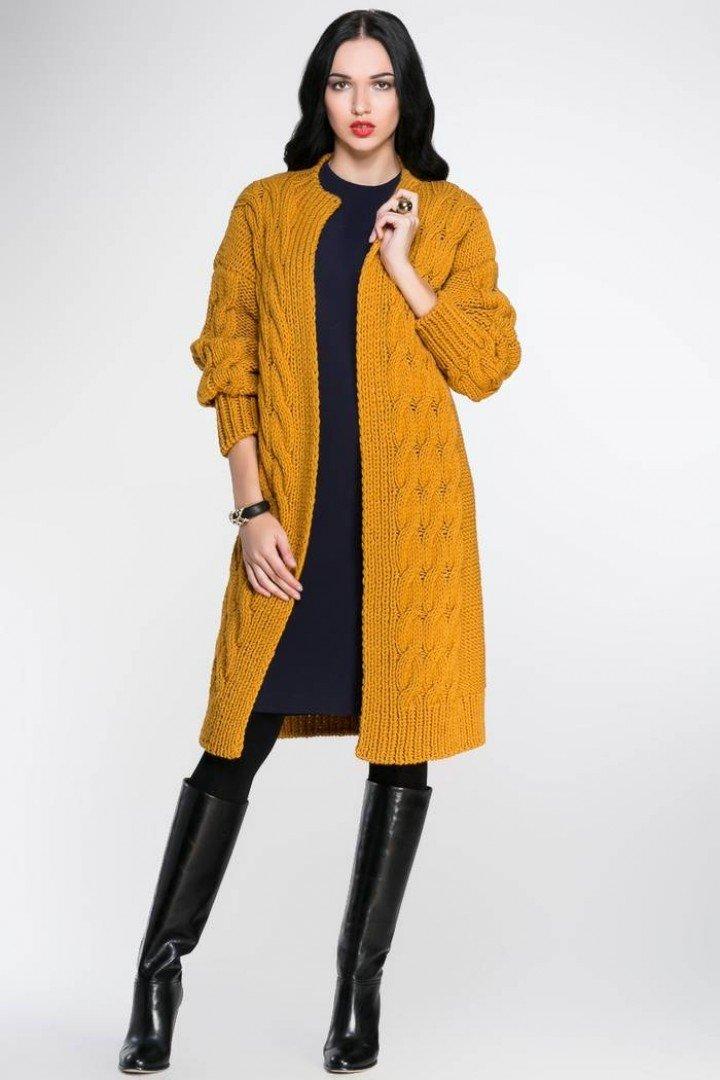Белорусское трикотажное пальто