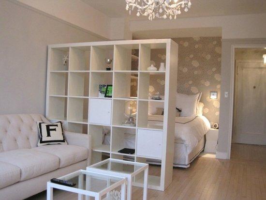 Дизайн однокомнатной квартиры в 40 кв м