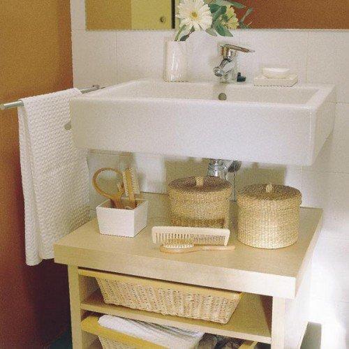 идеи для хранения в ванной