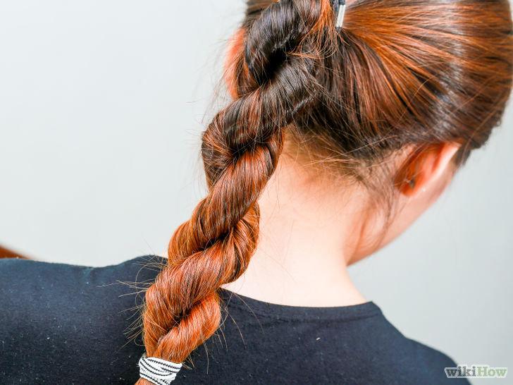 Изображение с названием Make a Rope Braid Step 6
