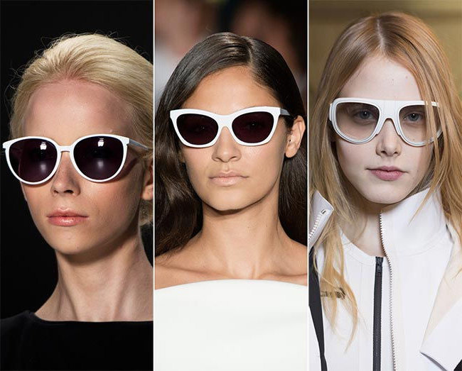 какие очки в моде 2015 женские