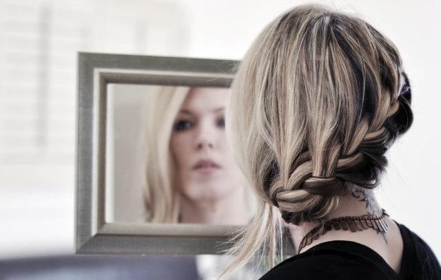 красивые косы на длинные волосы