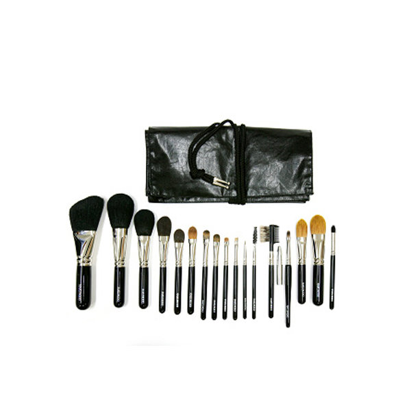 Купить Basic 17 pieces brush set в магазине blushbar.ru