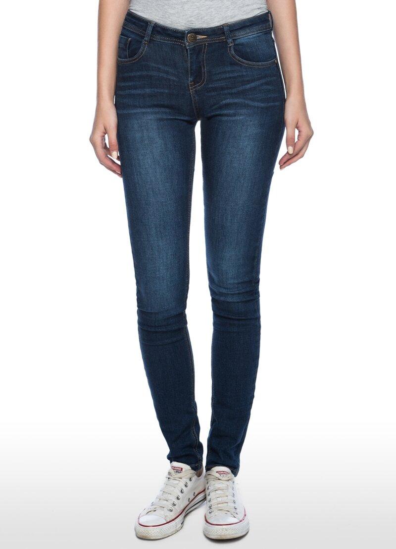 Купить Узкие джинсы в классической варке (LP2N64) в интернет-магазине одежды O'STIN
