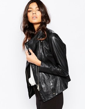 leather jacket– Страница 1 из 1   ASOS