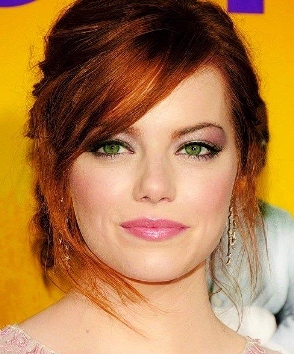 макияж для серо зеленых глаз на каждый день