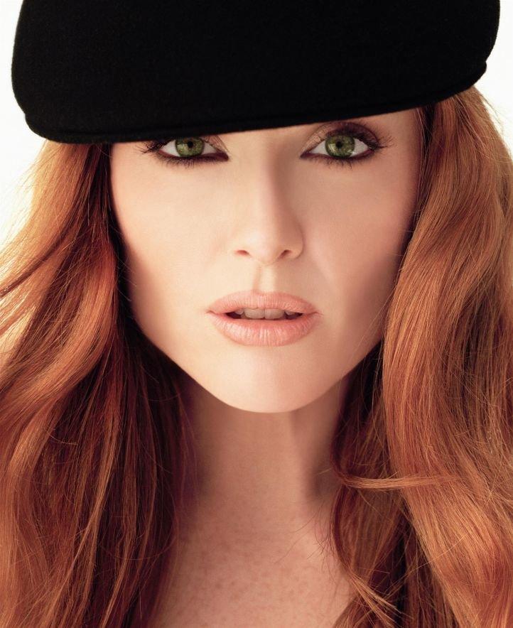Макияж для зеленых глаз - идеи красивого макияжа, фото