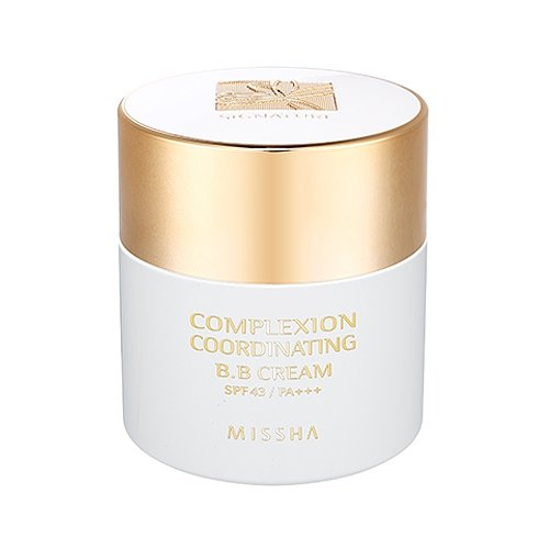 MISSHA SIGNATURE COMPLEXION COORDINATING BB CREAM WHITE SPF43 50ml - CC-крем