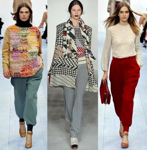 Модные женские брюки 2013 - 110 фото | Дамские секреты