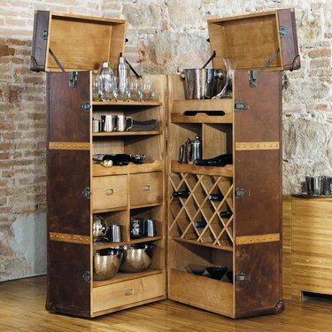 винный барный шкаф