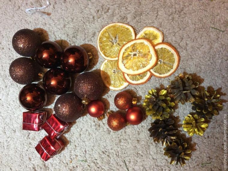новогодний декор - Самое интересное в блогах