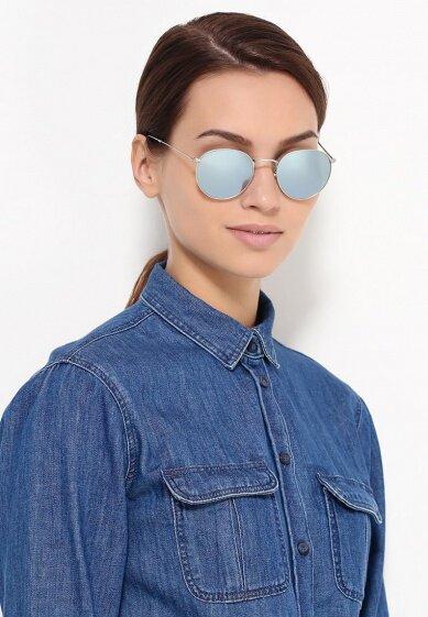 Очки солнцезащитные Ray-Ban® 0RB3447 029 купить за 8 899руб RA149DUDQC16 в интернет-магазине Lamoda.ru