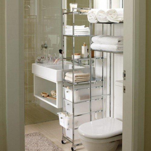 Организация хранения в ванной комнате на примерах / Мебельная мастерская M-lik.ru