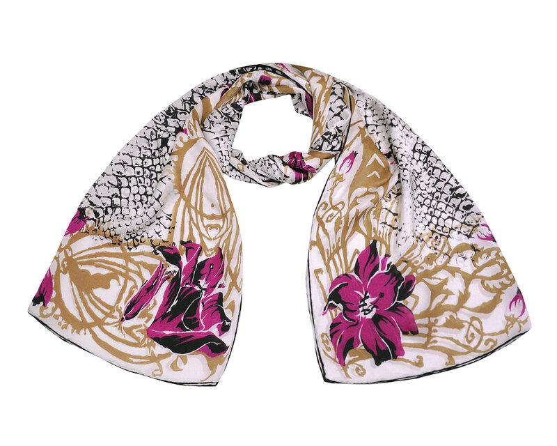 Палантин женский LEO VENTONI ID002922 купить в интернет-магазине сумок