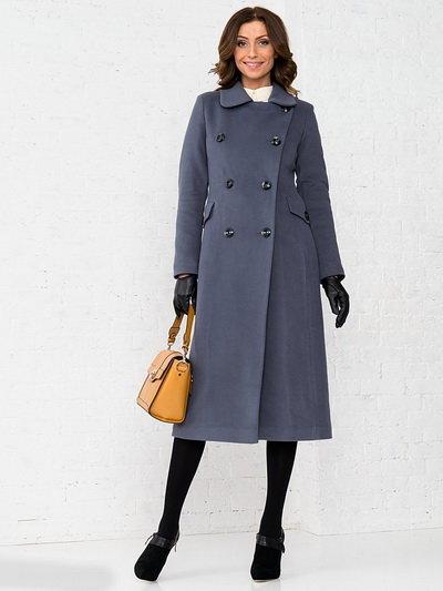 Пальто для полных женщин, 40 фото!