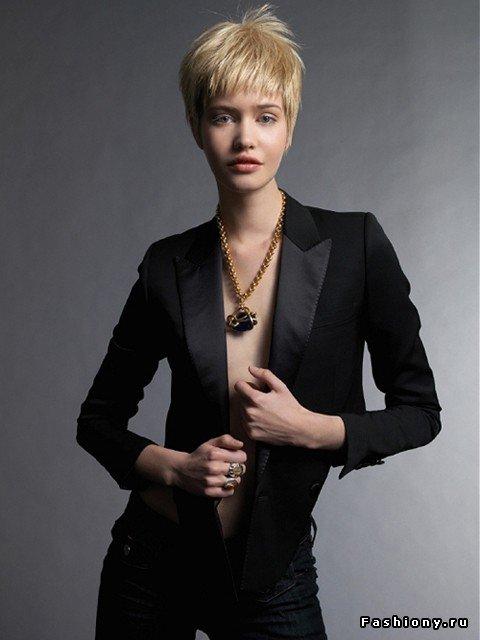 Подборка коротких стрижек 2012 / фото очень коротких женских стрижек