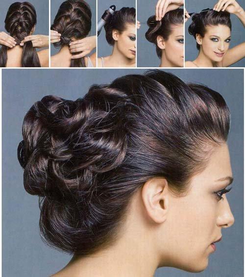 Прически с косами: варианты причесок с фотографиями | Ladyemansipe