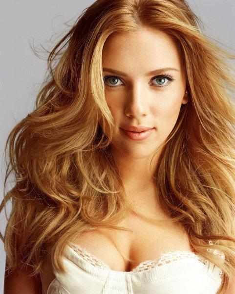 Сейчас в тренде краска для волос Клубничный блонд.