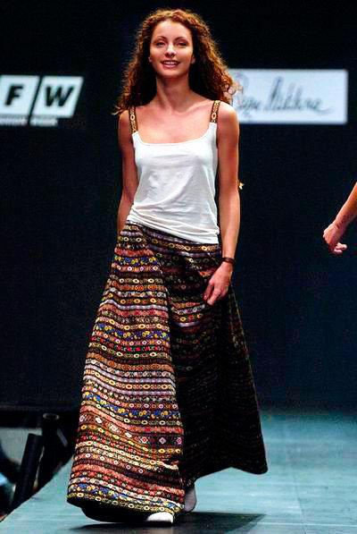 Стиль кантри в одежде для женщин: описание, фото :: MODALIKE
