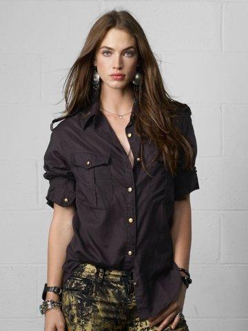 Стиль милитари в женской одежде: фото, тенденции, особенности