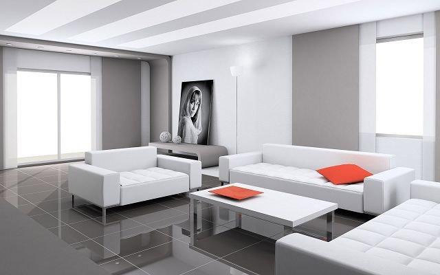 Стиль минимализм в интерьере фото | Ремонт квартиры своими руками
