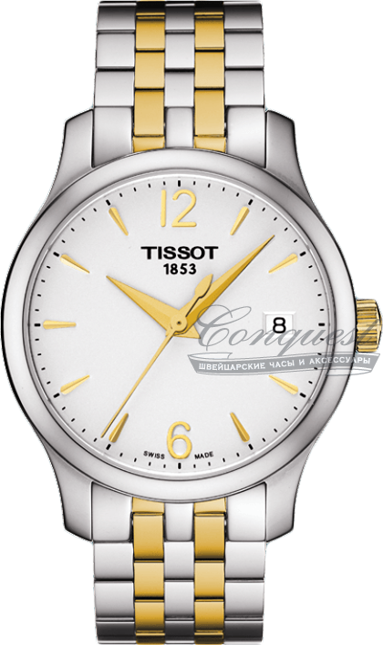 Tissot T063.210.22.037.00 - Tissot - Conquest Watches