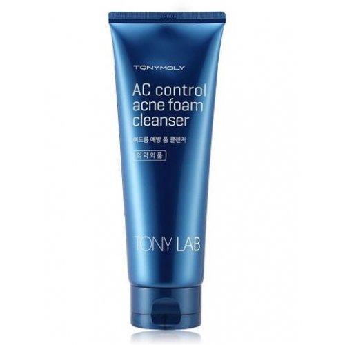 TONY MOLY Tony Lab AC Control Acne Foam Cleanser  - Купить недорого в Интернет магазине. Отзывы