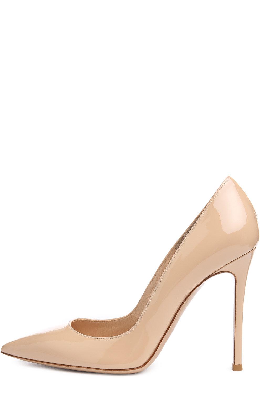 Туфли Gianvito Rossi арт. 4264130 в интернет-магазине ЦУМ