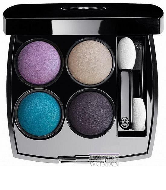 Весенняя коллекция макияжа Chanel LA Sunrise фото №2