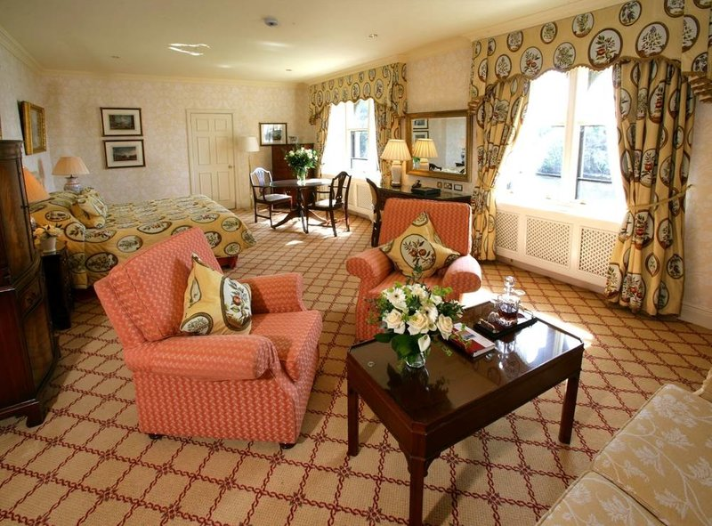 Отель в Замке Эшфорд   Кельтский стиль