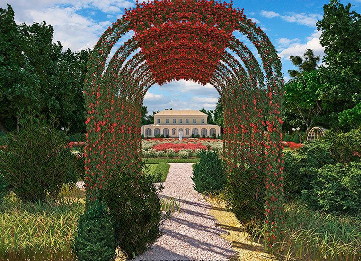 то, ботанический сад одесса фото всего