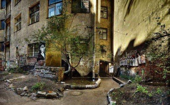 Клуб-музей «Котельная «Камчатка»»