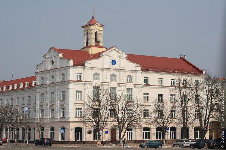 Здание на Красной площади